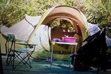Tenda Quechua Base Seconds 4.2
