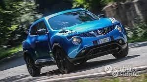 Nissan Juke 2018 come ricambi