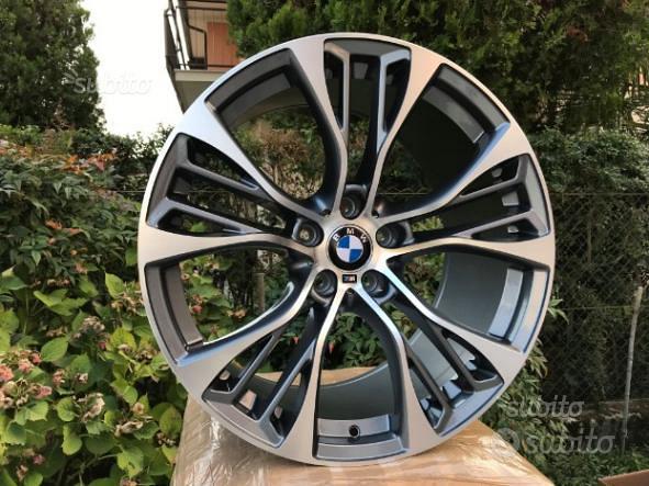 CERCHI 20 21 BMW X5 X6 mod. 599 m MADE IN GERMANY