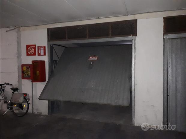 Garage 25mq via Degasperi (tn)