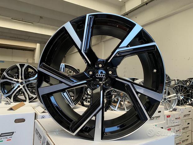 Cerchi Audi raggio 18 NUOVI cod.9834932