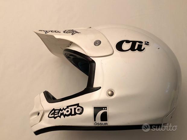 Casco SHOEI VFX-R TroyLee Design motocross endur