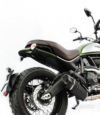 Projsix Titanium Black Ducati Scrambler 800