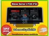 Radio BMW SERIE 1 F20-F21 | 4GB RAM -64GB ROM