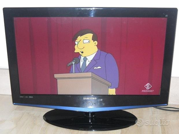 Tv Monitor LCD HD Samsung LE32R73BD