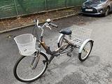 Bicicletta 3 ruote adulti Triciclo anziani TriBike