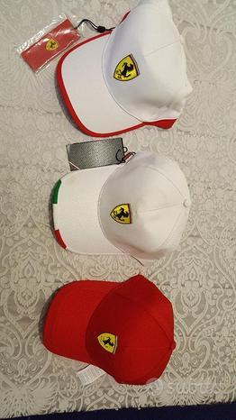 Nuovi cappello ferrari ufficiale