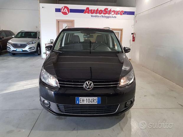 Volkswagen Touran 1.4 TSI 150CV Ecofuel