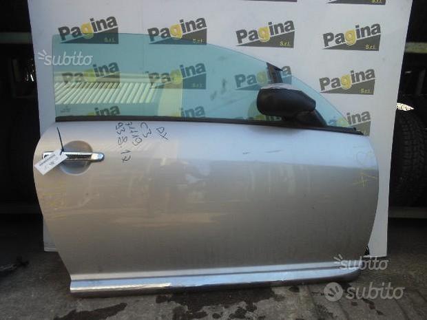 Porta anteriore dx citroen c3 pluriel 2005 cc 2p