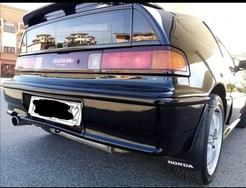 Honda crx ee8 vtec