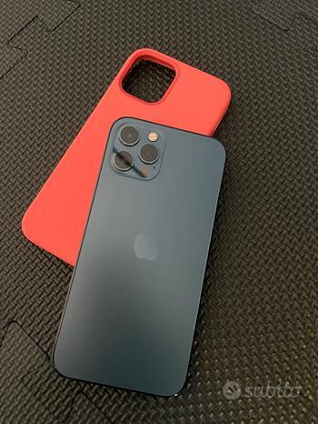 IPhone 12 Pro 128 GB Blu Pacifico con AppleCare+