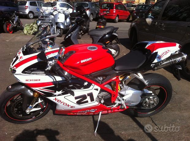 Carene abs compatibili Ducati 848 1098 1198