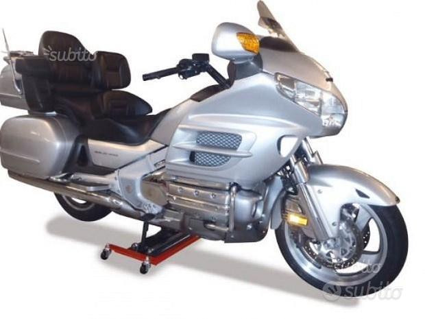 Carrello sposta moto a pedale 400kg