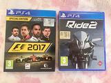 Giochi PS4 Playstation pari al nuovo perfetti