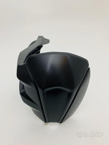 Paraspruzzi posteriore carbonio ducati multistrada
