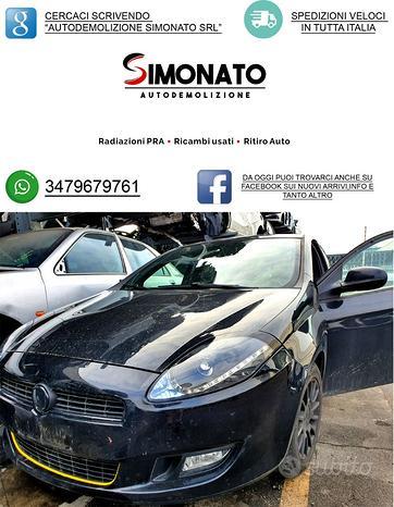 RICAMBI FIAT BRAVO 1.6 MJT 120CV Dynamic