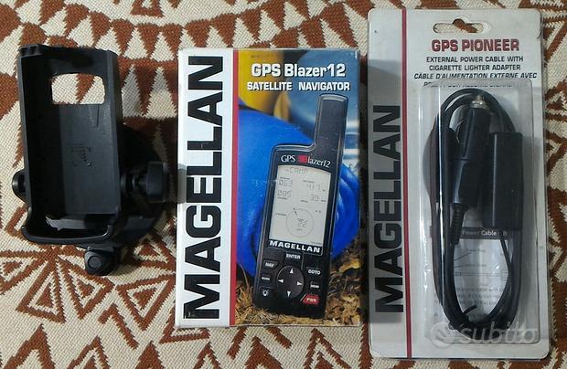 GPS Blazer12 - 'Magellan' (Navigatore Satellitare)