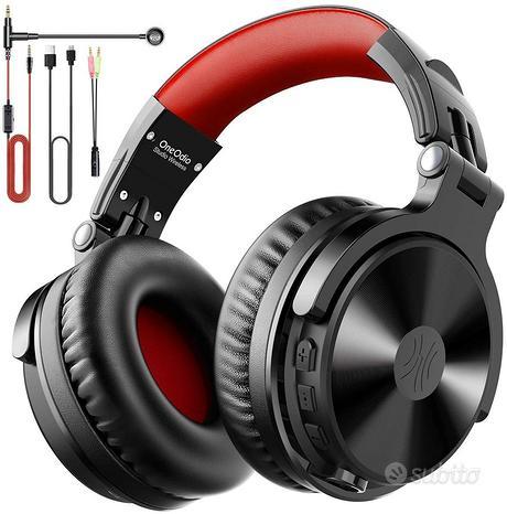 OneOdio - M-PRO Cuffie Bluetooth DJ HI-FI