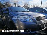 Chevrolet Aveo 1°-2° serie per RICAMBI