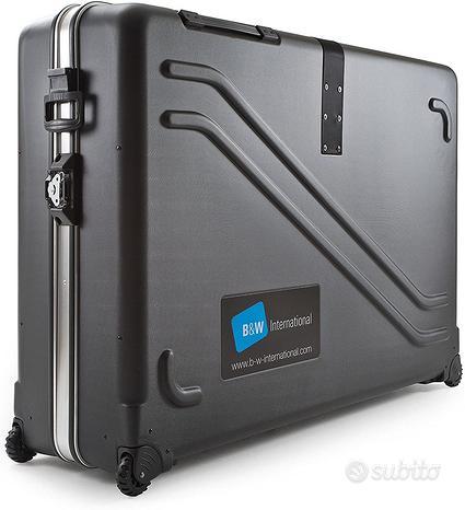 Borsa valigia da trasporto bici b&w international