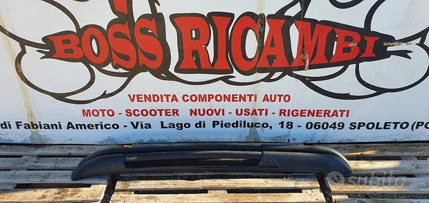 Dacia duster barre tetto laterali destra sinistra