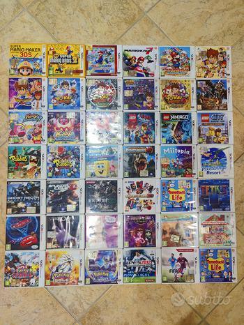 Giochi Nintendo 2DS/3DS