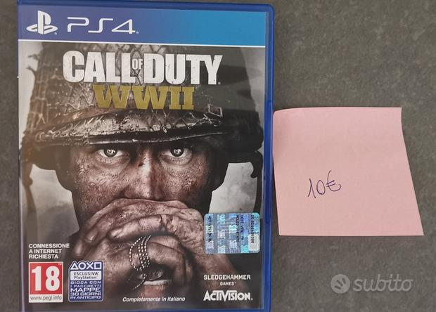 Call of Duty vari giochi