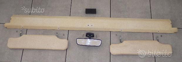Rivestimento e Pantine Parasole x Land Rover Serie