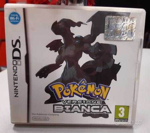 POKEMON Versione Bianca per Nintendo DS