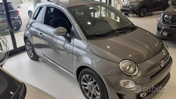 Fiat 500 1.0 (70cv) hybrid sport 02-2021