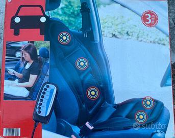 Cuscino Massaggiante Riscaldante Per Auto Sedie Accessori Auto In Vendita A Treviso