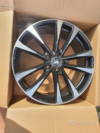 Cerchi Nuovi 19 Peugeot 5008 508 308