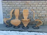 Sedia S chair TOM DIXON design CAPPELLINI original