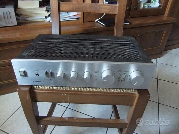 Pioneer sa-420 amplificatore hifi