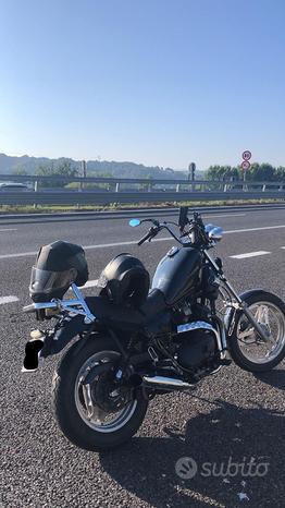 Moto morini excalibur 350 - nuova estetica