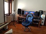 Studio registrazione strumenti musicali