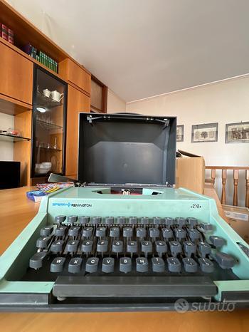 Remington macchina da scrivere 278-Sperry
