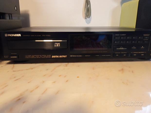 Pioneer PD 7050 lettore CD