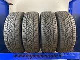 Cerchi + Gomme Dunlop 215/65 R16 98H M+S Invernali