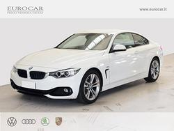 BMW Serie 4 420d coupe sport auto my15
