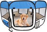 Recinto box per animali domestici 115x65 cm