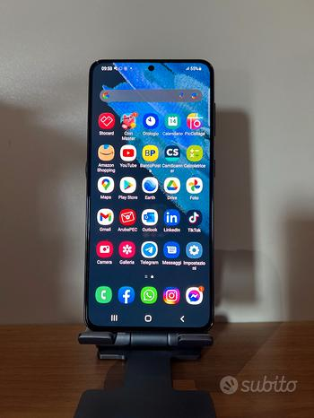 Samsung Galaxy S21(5G) 6 mesi garanzia Samsung