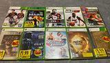 Giochi Xbox 360 lotto 10 giochi