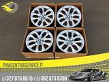 Cerchi in Lega BMW Canale 7,5 ET54 5X120 Raggio 17