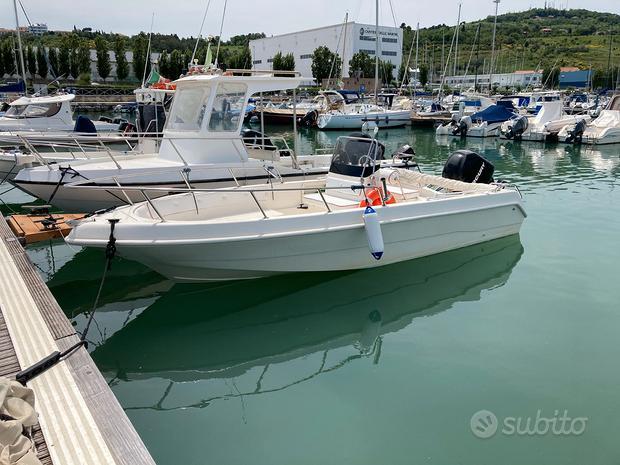 Barca Selva Open - Mercury 115