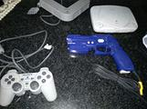 Lotto accessori PlayStation