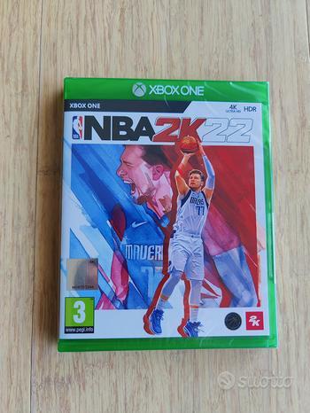 NBA 2022 Xbox One NUOVO