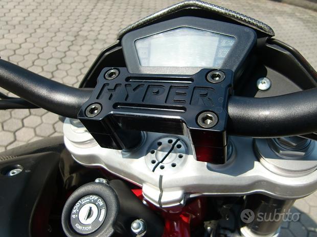 Riser manubrio Ducati Hypermotard 1100/796
