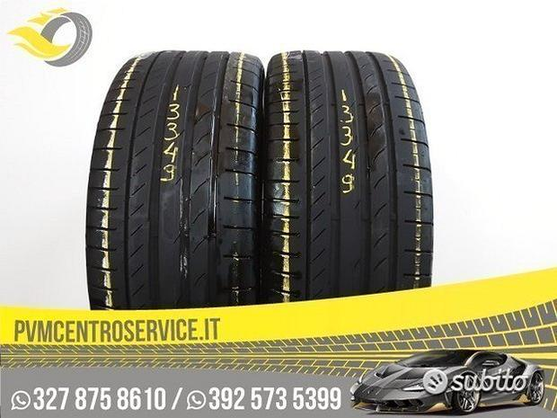 Gomme Usate 245 45 19 Continental 13349