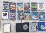 16 giochi ps2 playstation2 console originali